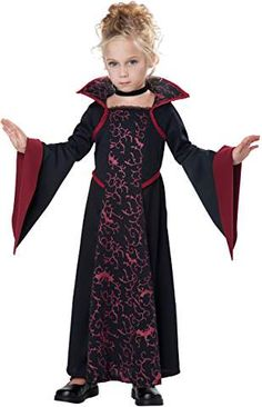 Royal Vampire Costume for ToddlersYou can find Vampire costumes and more on our website.Royal Vampire Costume for Toddlers Vampire Costume Kids, Kids Witch Costume, Toddler Halloween Costumes, Cute Costumes, Spirit Halloween, Baby Halloween, Creepy Halloween, Peter Pan, Ripped Tights