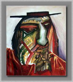 Fierce Gaucho Portrait ...