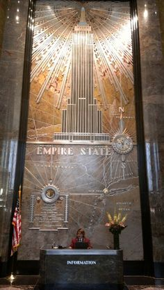 Entrance - Empire State Building
