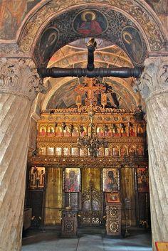 Stavropoleos Church, Bucuresti Romania