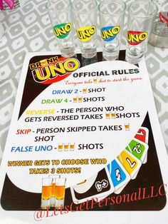 Uno Drinking Game, Drinking Games For Parties, Monopoly Drinking Game, Sleepover Party Games, Adult Party Games, Alcohol Games, Alcohol Drink Recipes, Drunk Games, Comida Picnic