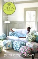 gum drop pillows, amy butler