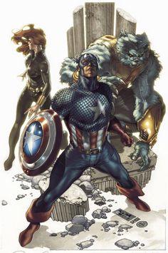 By. Simone Bianchi Art #Marvel. Agents of SHIELD - Comics - Pop - Discovery - History - MarvelComics - Spiderman - xmen - Daredevil - IronMan - Hulk - Thor - Jessica Jones - Marvel Studios - Netflix - UCM - The Defenders - Disney - Agent Carter - Legion- deadpool- Doctor Strange - Marvel.