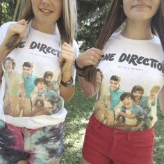 I want this One Direction shirt!