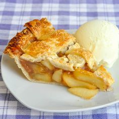 "There is a bit of a secret technique in this recipe but as my 13 year old son reminded me, keep it simple; the best apple pie is still ""just an apple pie""."