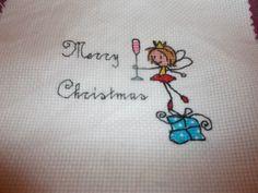 Lucie Heaton Christmas Fairy 1
