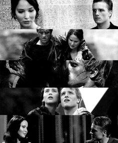 Katniss and Peeta