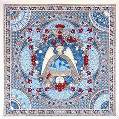 d40a03314737 569 mejores imágenes de Foulard   Scarves, Scarf head y Silk scarves