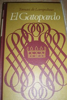 Libro EL GATO PARDO (Tomasi de Lampedusa)