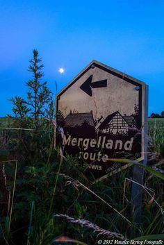 Mergellandroute in the Blue Hour, Gulperberg  Photo © Maurice Hertog Fotografie