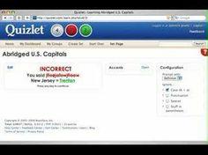 Quizlet, herramienta para crear tarjetas educativas con actividades | Nuevas tecnologías aplicadas a la educación | Educa con TIC