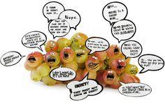 The Grapes Secret Society by RєRє, via Flickr