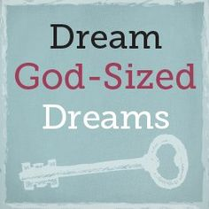 Attach your life to a great purpose...to a great dream. Are you living just a fraction of God's dream for your life or are you digging deep?  1. Great lives are built around great dreams. 2. Gods dream for your life is always bigger than your dream. 3. If a dream is from God it will be connected to his plan for the world.  You need something bigger than yourself to pull your greatness out of you. Many of us miss out on God's dream for our lives because we are focused on our own dream.  Your…