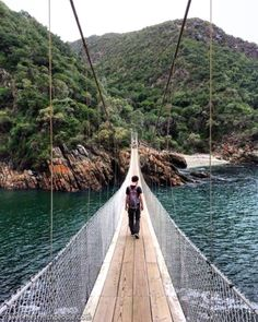 Die Garden Route in Südafrika - Durban South Africa, South Afrika, Kenya Africa, East Africa, Places To Travel, Places To See, Travel Destinations, Tsitsikamma National Park, Knysna