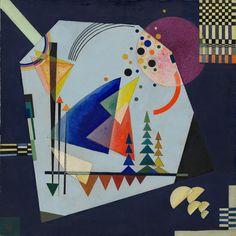 Vasily Kandinsky · Three Sounds · August 1926 · Guggenheim Museum · New York