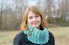 *SALE* Elise Cowl pattern on Craftsy.com