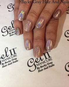 #gelii #manicure bare bare shiny lavender soothing #magpieglitter Amelia aurora #moyoulondon #nailart #showscratch