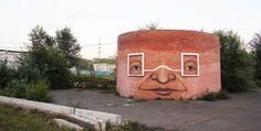 Ερειπωμένα κτίρια αποκτούν νέο πρόσωπο!