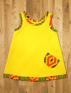44 Beautiful Ankara Dress Style Ideas For Your Little Girls-operanewsapp Baby African Clothes, African Dresses For Kids, Latest African Fashion Dresses, Dresses Kids Girl, African Print Fashion, African Fashion Ankara, Kids Outfits, Girls, Baby Girl Fashion