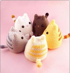 Learn to crochet adorable 'Amigurumi' with 17 coveted patterns and a how-to video