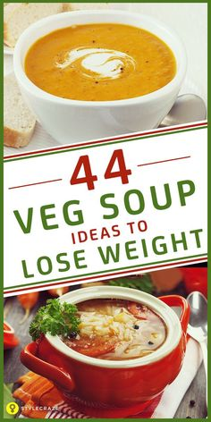 44 veg soup ideas to lose weight