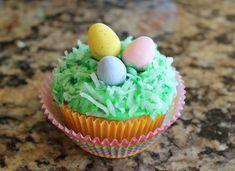 Cute Easter Cupcakes!