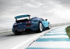 Bugatti Veyron Grand Sport Vitesse Legend Jean-Pierre Wimille
