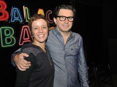 Amor? Dinheiro? Saúde? Elenco de Balacobaco revela o que espera para 2013 http://r7.com/r6Sm