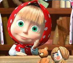 Russian animation 'Masha and the Bear'