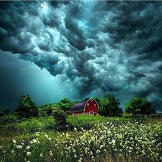 Storm over Wisconsin #TourThePlanet Photography by @kochphil by tourtheplanet