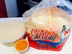 カイムキ・グルメ!シャロハの美味しいピタパン&フムス