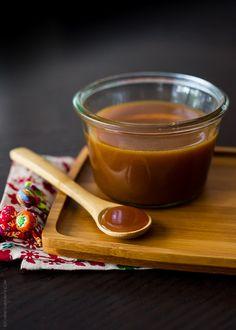10 Minute Microwave Salted Caramel Sauce - Microwaves - Ideas of Microwaves - 10 Minute Microwave Salted Caramel Sauce Dessert Sauces, Dessert Recipes, Dips, Salted Caramel Sauce, Caramel Recipes, Microwave Recipes, Sweet Sauce, Eat Dessert First, Just Desserts