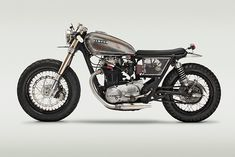 Classified XS 650. I like the grate over the machinery.