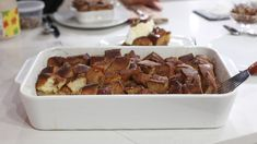 Make French toast casserole for a crowd (or keep it all for yourself)