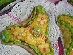 أنتِ أحلى | موسوعة تعليم فن الحلويات : حلويات العيد : بالصور طريقة تحضير أصناف كثيرة من حلوة العرايش Guacamole, Mexican, Ethnic Recipes, Blog