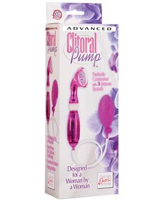 advanced clitoral pump | sexydees.com