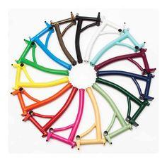 Brompton bike colours