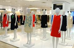 Victoria by Victoria Beckham at Harvey Nic's