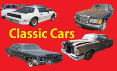 Old Classic Lot Walkaround Video Cars Projects Barn Find Car 1
