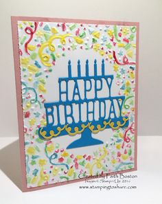 Stamping to Share: Stamping to Share Swap Cards for February, 2016 - Part One