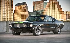Zombie 222 Ford Mustang – The 1800 Torque Monster