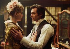 The Prestige Movie (Scarlett Johansson and Hugh Jackman) Hugh Jackman, Scarlett Johansson, Draco Und Hermione, Draco Malfoy, Hermione Granger, Movie List, Movie Tv, The Prestige Movie, Movie Shots