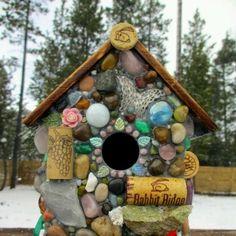 Pinterest Birdhouse Ideas   Pinned by Jennifer Sheehan