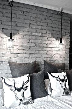 Image from https://i.pinimg.com/736x/46/c8/dc/46c8dcd7d4f182dce13b0a4cb532add9--brick-wall-bedroom-brick-headboard.jpg.