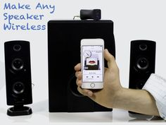 The Link - a device that makes any speaker wireless by Vibe Audio Innovations — Kickstarter