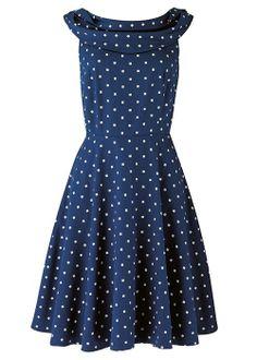 People Tree | Josie Square Print Dress  #dress #fairtrade