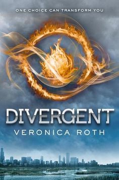 want to read -  Divergent by Veronica Roth [Our teens -- and many of our grown-up patrons -- loved this! - Jason @KCLibrary]