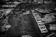 Laboratory - urban decay urbex exploration Ireland   http://urbex-eire.tumblr.com/