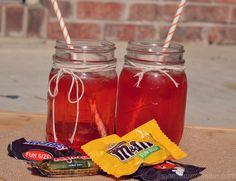 Kid Friendly Halloween Punch!  A 2 step drink the kids will love. #SpookyCelebrations #shop #cbias
