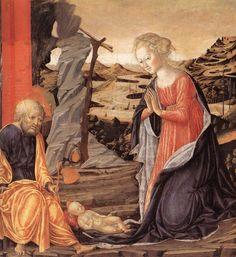 Nativity by Francesco di Giorgio Martini